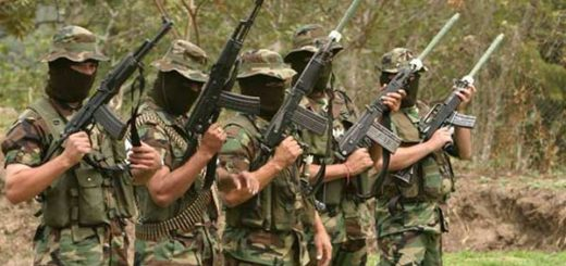Grupo armado | Foto referencial