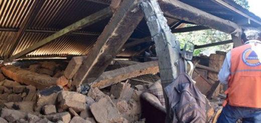 Afectados por terremoto en Guatemala suman más de 21.300 | Foto: @ConredGuatemala
