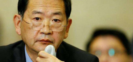 embajador norcoreano Tae Song Han ante la conferencia de desarme en Ginebra | Foto: Cortesía