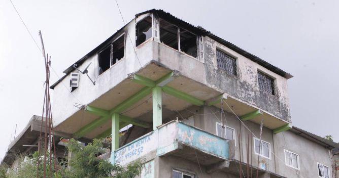 Hombre incendio su casa antes suicidarse | Foto: El Nacional