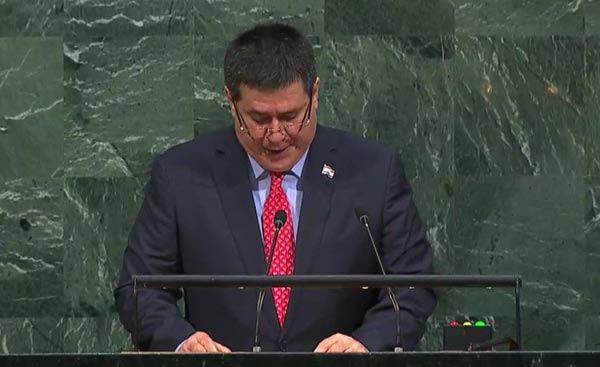 Horacio Cartes, presidente de Paraguay  Foto: La Patilla