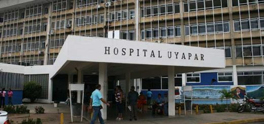 Hospital Uyapar de Puerto Ordaz (Bolívar) | Foto referencial
