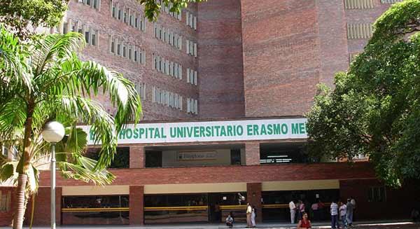 Hospital de Cúcuta   Foto referencial