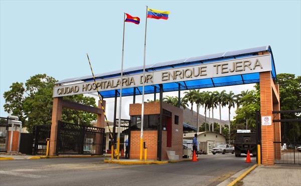 Hospital Enrique Tejera   Foto: Archivo