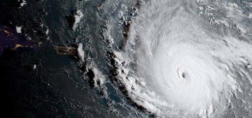 Hucarán Irma | Foto: AFP