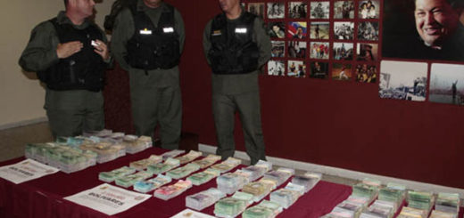 Incautan más de 17 millones de bolívares en frontera con Colombia | Foto: José Nava / La Verdad