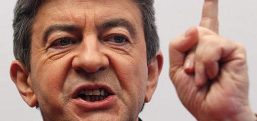 Líder de la izquierda francesa , Jean-Luc Mélenchon| Foto: Agencias