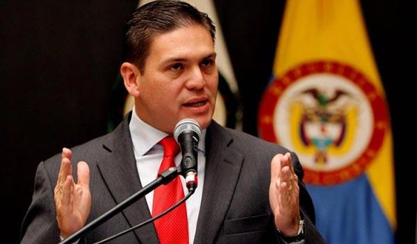 Exministro de Defensa de Santos, Juan Carlos Pinzón | Foto: Cortesía