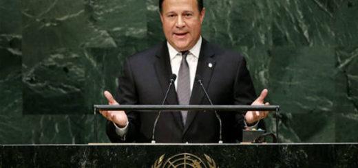 Juan Carlos Valera, presidente de Paraguay   Foto: EFE