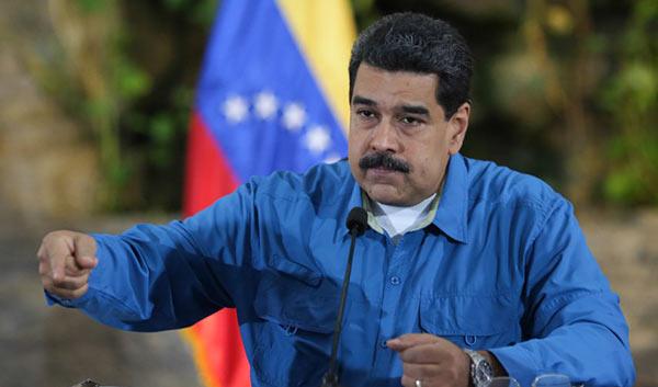 Nicolás Maduro advierte que se convertirá en dictador | Foto: @presidencialVen