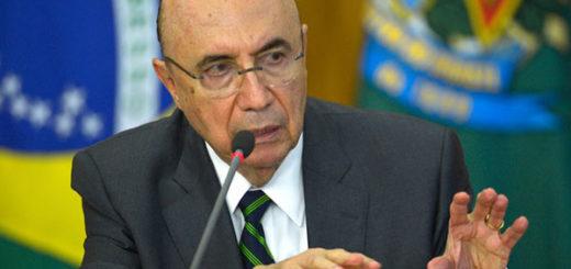 El ministro de Hacienda de Brasil, Henrique Meirelles | Foto: Archivo