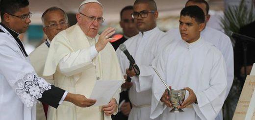 Papa Francisco en Colombia | Foto: EFE
