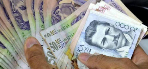 Piden al Gobierno incluir al peso colombiano en canasta de monedas | Foto: Archivo