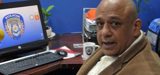 Carlos Cordero director de la Policía Municipal de Valencia | Foto: Andrés Galindo