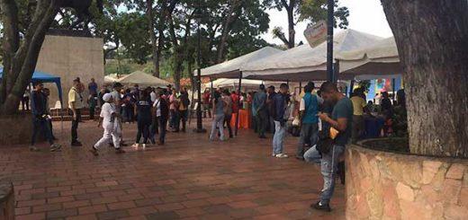 Ciudadano votan en las primarias   Foto: La Patilla