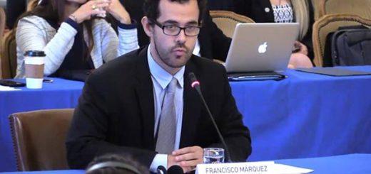 Francisco Márquez, ex preso político | Foto: El Nacional