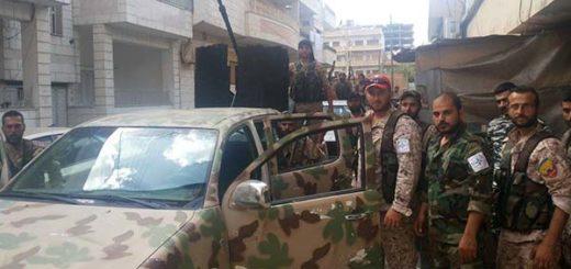 Fuerzas de Siria Democrática (FSD) | Foto: El Nacional
