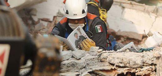 Terremoto México | Foto: EFE