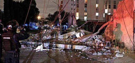 Terremoto en México | Foto: Twitter