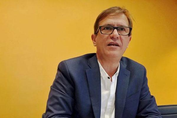 Troconis asegura que no han perdido sus atribuciones por el hecho de estar fuera de Venezuela. | Foto: BBC Mundo