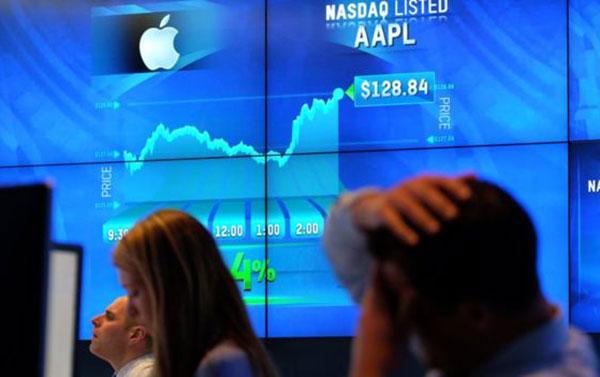 Una empresa de Venezuela compite con Apple como la compañía de más valor en bolsa   Foto: AFP