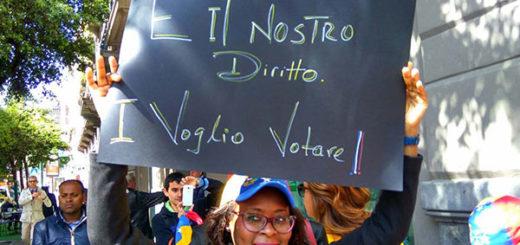 Venezolanos en Italia | Foto: Archivo