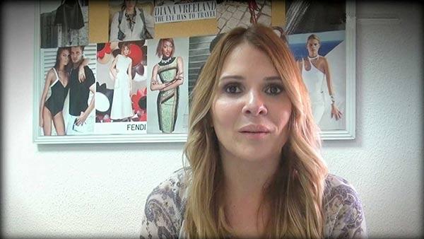Verónica Gómez, locutora de La Mega | Foto: El Universal