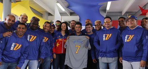 Selección nacional de softbol masculino |Foto: AVN