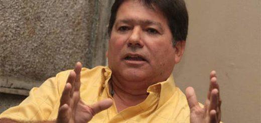 Presidente de la Federación de Ganaderos de Venezuela, Oswaldo Carnevali   Foto: Cortesía