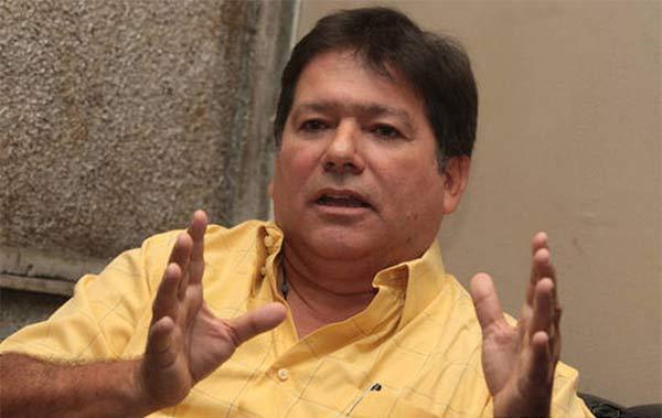 Presidente de la Federación de Ganaderos de Venezuela (Fegaven), Oswaldo Carnevali   Foto: Cortesía