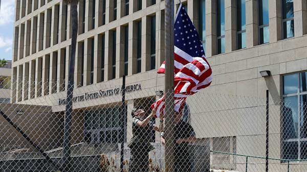 Así se escuchaba el ataque sónico a embajada de EEUU en Cuba | Foto: