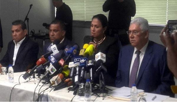 Gobernadores del AD juramentados ante la ANC | Foto referencial