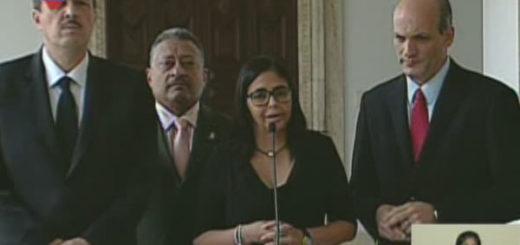 Foto: Asamblea Nacional Constituyente