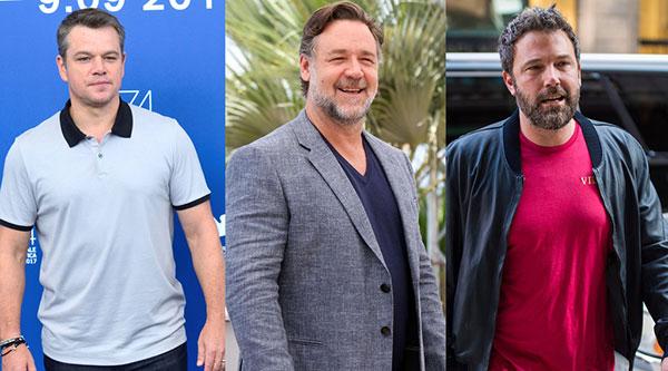 Ben Affleck y Matt Damon entre los reconocidos actores de Hollywood salpicados por el escándalo sexual de Harvey Weinstein | Foto: Wirelmage