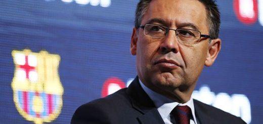Josep Maria Bartomeu, Presidente del FC Barcelona | Foto: Cortesía