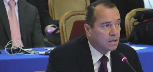 Alcalde Omar Lares denuncia en la OEA que Gobierno mantiene secuestrado a su hijo en El Helicoide | Foto cortesía