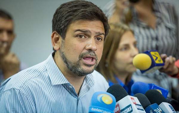 Carlos Ocariz, Alcalde del municipio Sucre | Foto: Cortesía