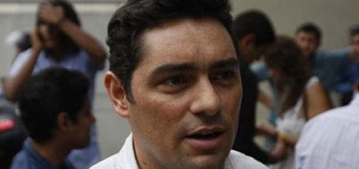 Carlos Vecchio, dirigente opositor en el exilio | Foto: Cortesía