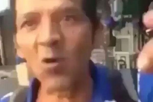 Le preguntan qué opina de la revolución bolivariana y su respuesta enciende las redes   Captura de video