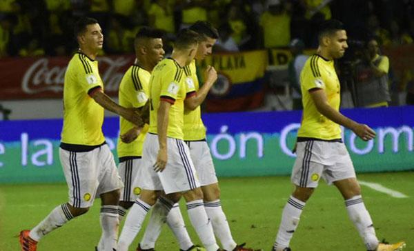Colombia pierde con Paraguay y arriesga clasificación a Rusia 2018 | Foto cortesía