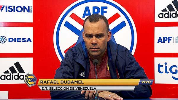 Dudamel reveló que mujeres intentaron seducir a su equipo previo al partido | Foto: Twitter