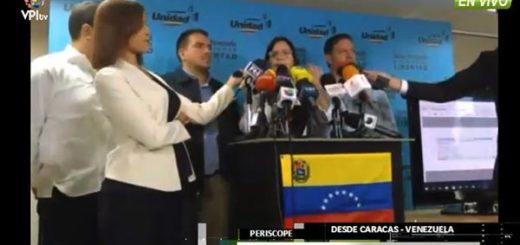 MUD denuncia que CNE y Gobierno buscan desmotivar a los electores con reubicación de centros electorales