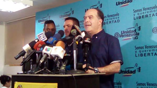 Oposición pide el voto para desatar un terremoto político contra Maduro | Foto:
