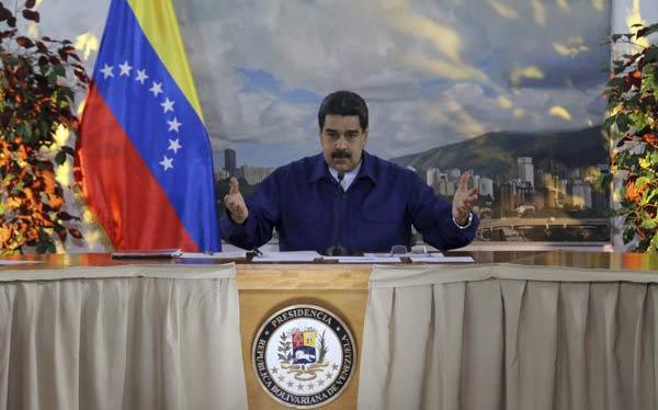 Presidente de Venezuela, Nicolás Maduro | Foto: @Dpresidencia