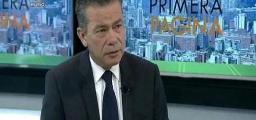 Gerardo Blyde, alcalde de Baruta | Foto: Captura de pantalla