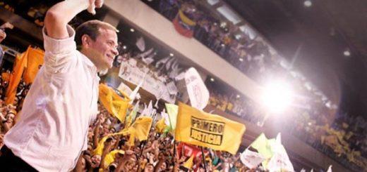 Tomás Guanipa, gobernador electo por el estado Zulia | Foto: Twitter