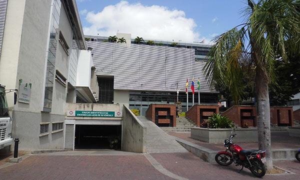 Edificio de la Alcaldía de Baruta | Foto: Referencial