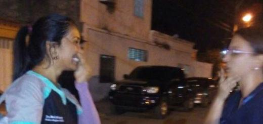 Detenidas por fotografiar a parturientas en IVSS de Barquisimeto fueron liberadas | Foto: @carlosi_suarez