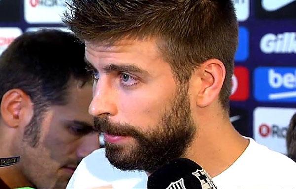 Piqué llora por Cataluña y deja en el aire continuidad en selección española | Captura de video