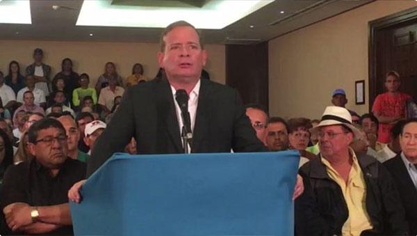 Juan Pablo Guanipa | Foto: Captura de video